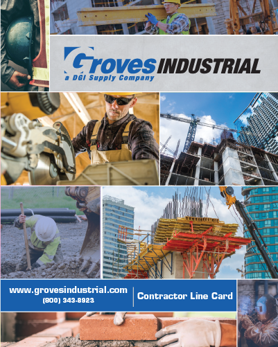Contractor Line Card