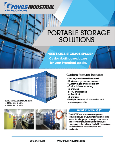 Portable Storage Solutions