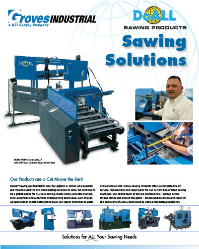 DoALL Sawing Solutions