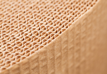 Single Face Corrugated Wrap Roll