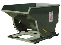 Heavy Duty Self-Dumping Hoppers